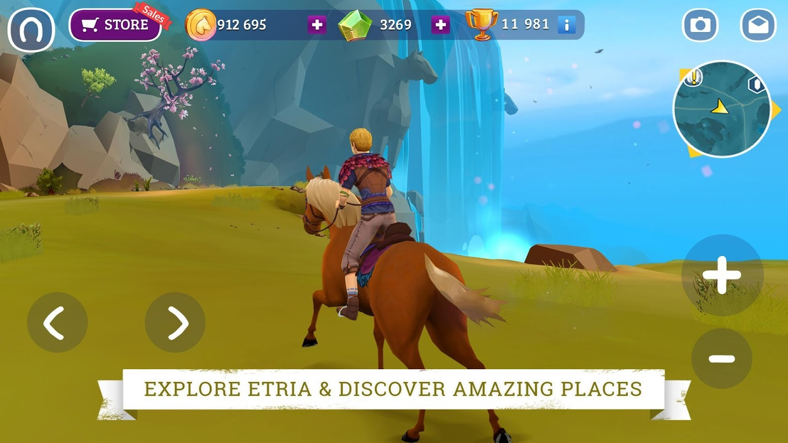 Horse Adventure Tale of Etria Cheats, Horse Adventure Tale of Etria hack