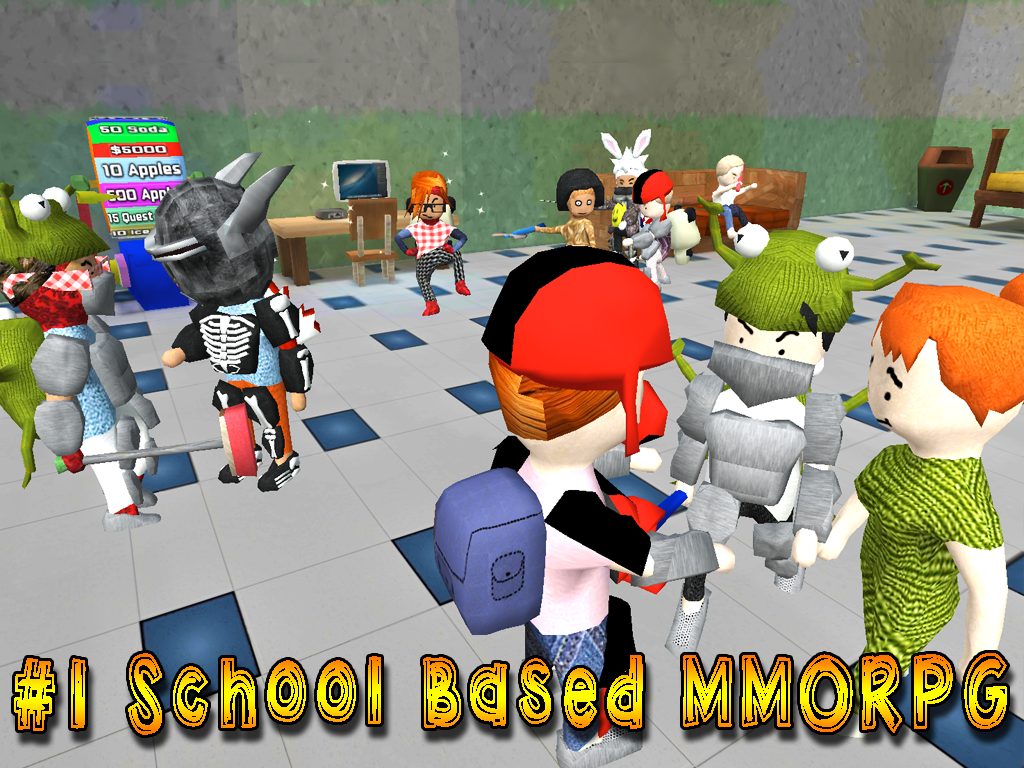 school of chaos mod apk latest version