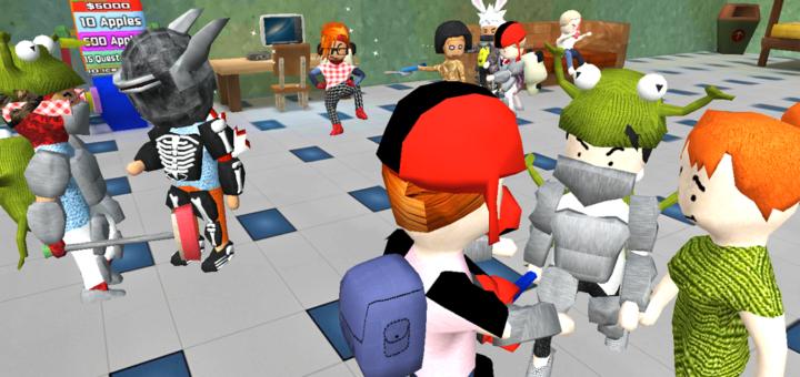 School of Chaos Hack