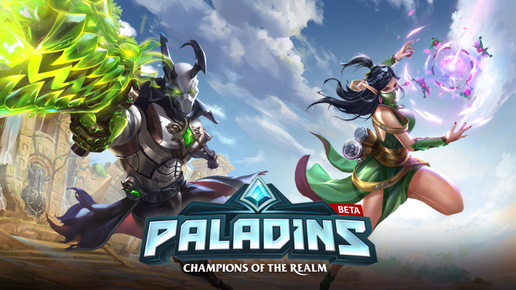 Paladins Codes 2019 Free Xbox One PS4 PC
